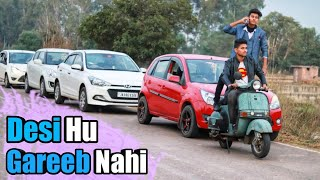 Desi Hu Gareeb Nahi | Never Judge Too quickly | Rhythm Jasrotia thumbnail
