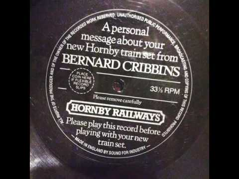 Bernard Cribbins - Hornby Trains flexi-disc.