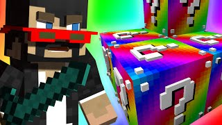 CaptainSparklez Vs. JeromeASF - Minecraft Lucky Blocks Battle