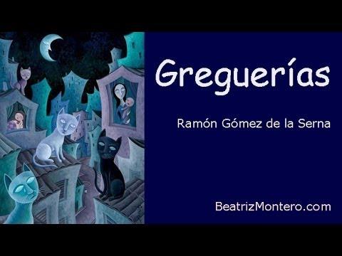 Greguerías - Ramón Gómez de la Serna - Microcuentos - Con