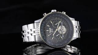 часы Jaragar Luxury видео обзор