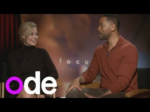 Margot Robbie admits Will Smith is a real romantic in funny interview