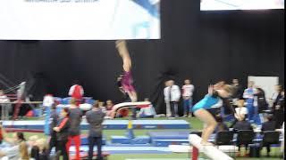 Voronin cup 2017/ Вика Комова/ прыжок