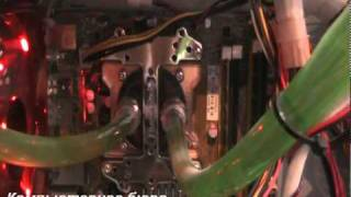 Жидкостное водяное  охлаждение thermaltake s775 вводный видео(Жидкостное водяное охлаждение легкий вводный курс видеоролик показывающий с пояснениями как это работает...., 2011-03-23T12:39:40.000Z)