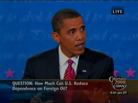Domestic Debate - Energy Policy: How much can the U.S. re...