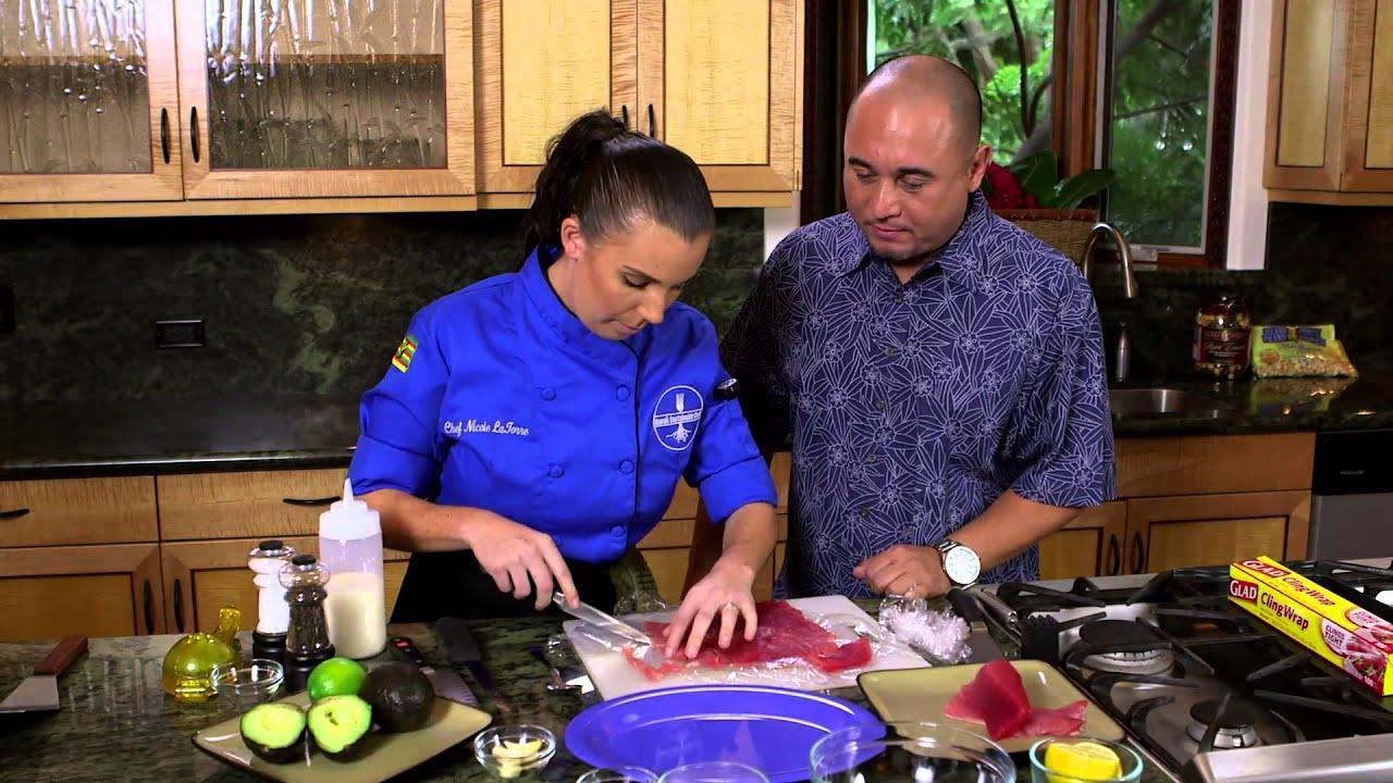 Chef Nicole LaTorre