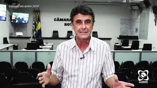 Abelardo elogia prefeito e fala sobre coronavírus e solicitações aprovadas