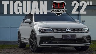 BB Garage | VW Tiguan R-Line | Aro 22""