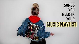 MY SPOTIFY PLAYLIST➡️link zur playlist ist in der videobeschreibung