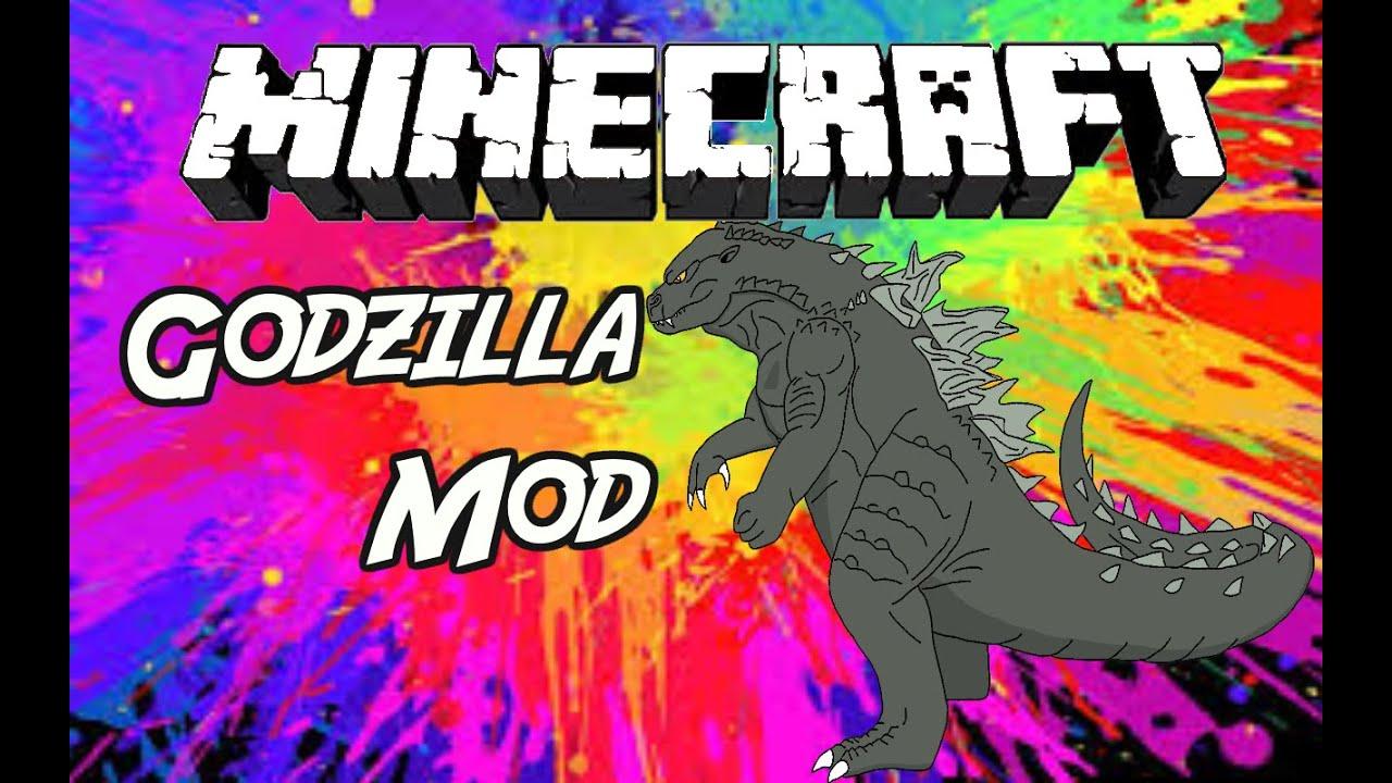 godzilla mod minecraft 1.6.4 download