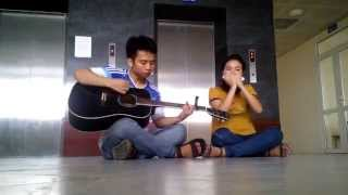 Payphone - Cover by Guitar + Hamonica