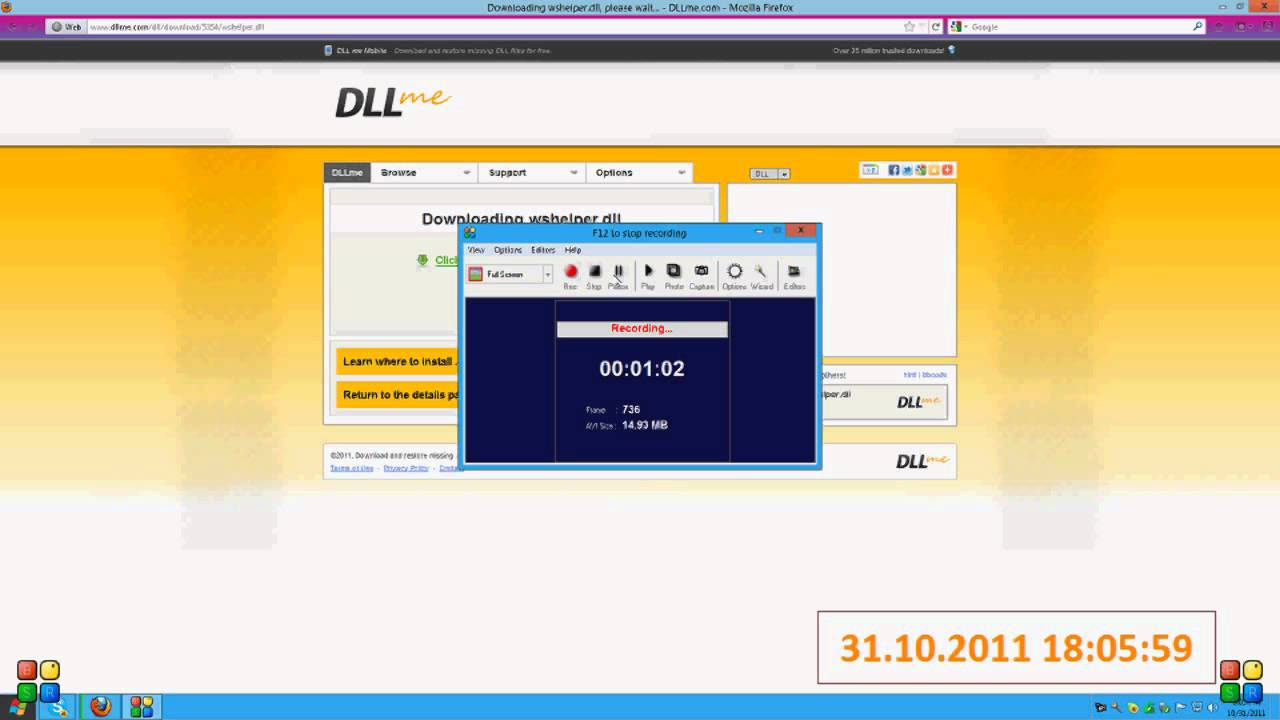 how to repair a dll on windows 8 youtubehow to repair a dll on windows 8