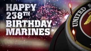 Happy Veterans Day 2013 and USMC Birthday!