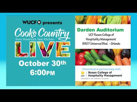Cook's Country Live