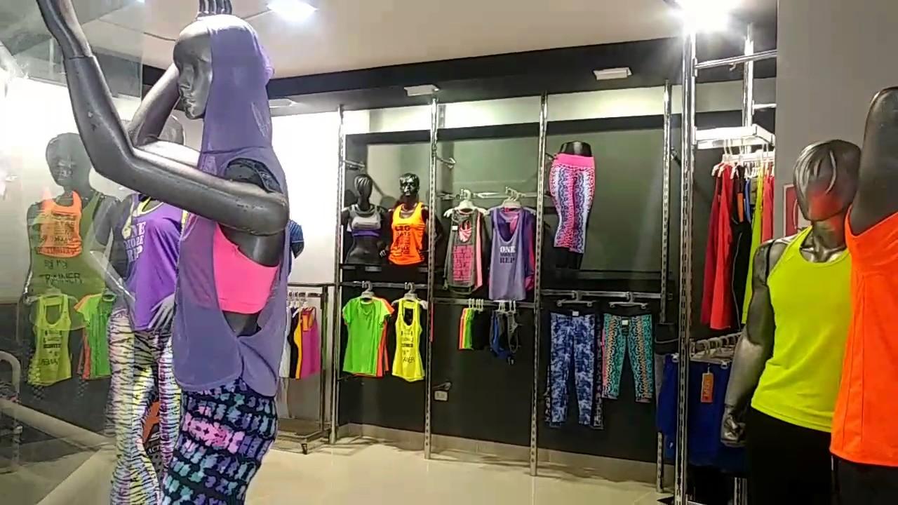 Gamarra ropa deportiva fl style gamarra tv tienda de for Decoracion de almacenes de ropa