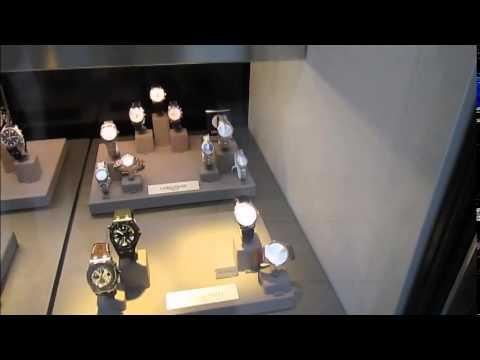 Window Shopping Wienna High End Luxury Watches Patek,AP, Rolex, Omega ...