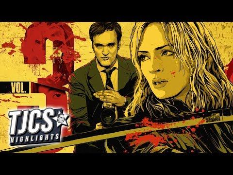 Quentin Tarantino Talks Kill Bill 3 Possibilities