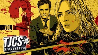 Quentin Tarantino Talks Kill Bill 3 Possibilities