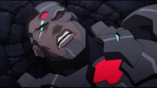 Лига справедливости: Война (2014) Сражение с Дарксайдом / Третий Бой