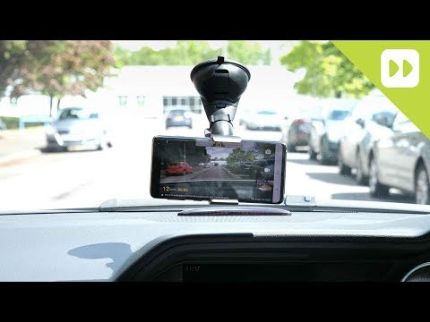 How To Use Your Smartphone As A Dashcam
