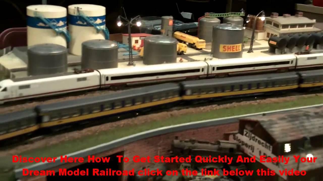 Electric train sets: The best Model railroad | Make the most beautiful  model railway