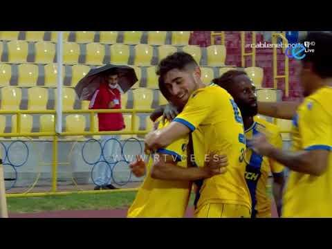 Anuar Tuhami debutó a lo grande en su debut europeo con el APOEL de Nicosia