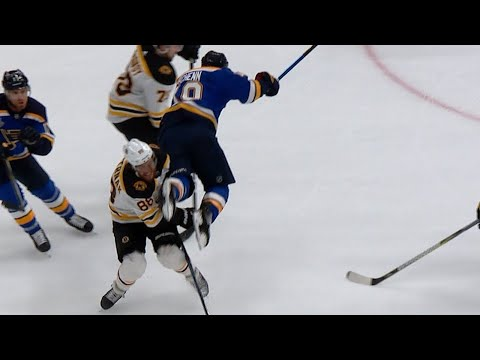 NHL Players Getting Flipped