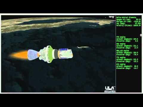 NASA's Orbiting Carbon Observatory-2 (OCO-2) Launch From Vandenberg Air Force Base