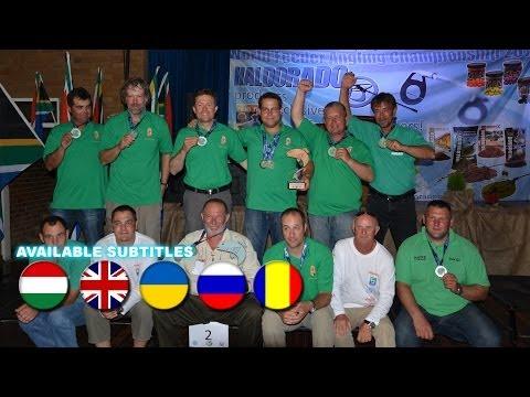 Versenytitkok 10. rész - Magyar siker a III. Feeder Világbajnokságon, Dél-Afrikában!