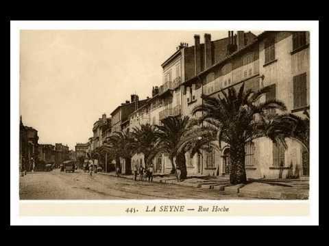 M/S 8 : Le Quai et la rue Hoche, la Place Martel Esprit (ex-Bourradet) ...