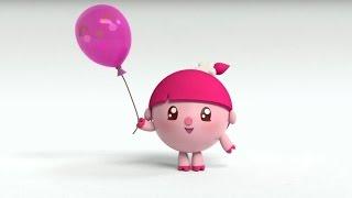 Малышарики - Качели (1 серия) | Развивающие мультфильмы для самых маленьких 1,2,3,4 года