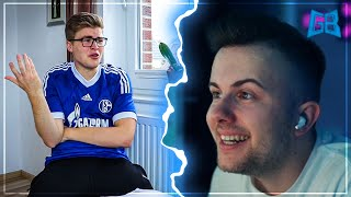 GamerBrother REAGIERT auf NIKLASNEO - SCHALKE VIDEO 🤣🤣 | GamerBrother Stream Highlights