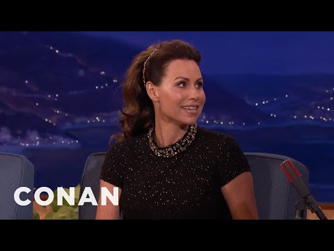 Minnie Driver's Son Was An Unattractive Baby   CONAN on TBS