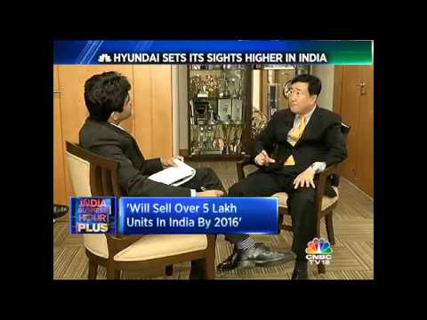 Hyundai Sets Its Sights Higher In India