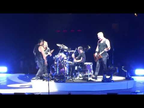 Metallica - Master of Puppets @ Lyon Halle Tony Garnier 12/09/2017