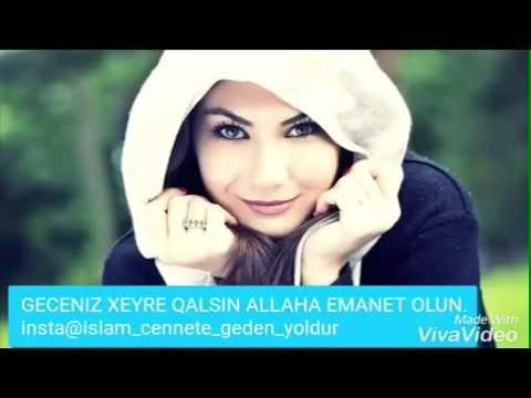 2016 2017 Ilin En Gozel Mahnisi Youtube