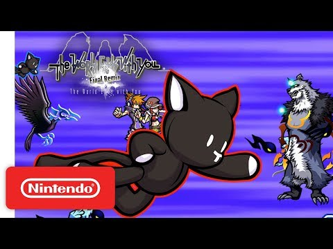 The World Ends with You: Final Remix - Quick Look Trailer - Nintendo Switch