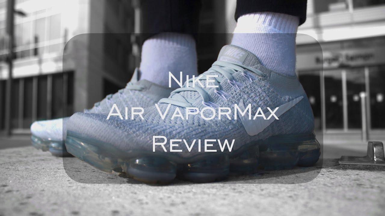 nike air vapormax recensione
