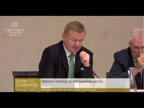 Bank of Ireland - Committee on Finance, Public Expenditure and Reform, and Taoiseach