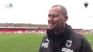Robbo sums up a five-goal Dons victory