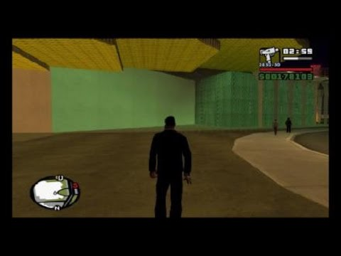 Grand Theft Auto: San Andreas Mission 79 - The Meat Business