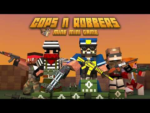 Cops N Robbers – FPS Mini Game 1