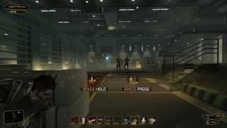 Deus Ex: Human Revolution - Director's Cut PC Gameplay *HD* 1080P Max Settings