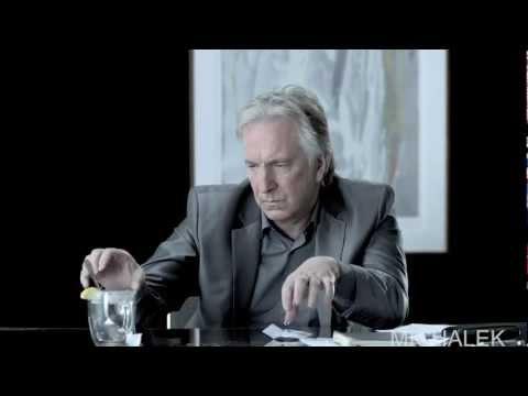Alan Rickman - Epic Tea Time - Re-Edit