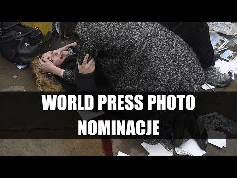 Nominacje World Press Photo 2018