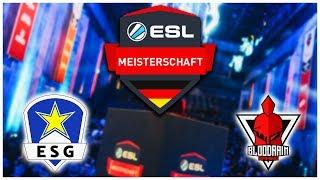 ESL Meisterschaft ESG vs BRG | Noway4u Highlights LoL
