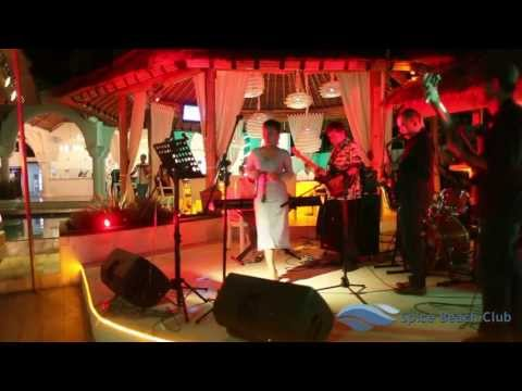 L.O.V.E. - (Nat King Cole) - Lalut Aura Band - Spice Beach Club Bali