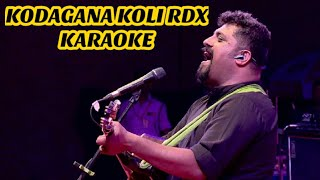 Kodaganna koli nungitta Raghu dixit full Karaoke comment me on 9036353416