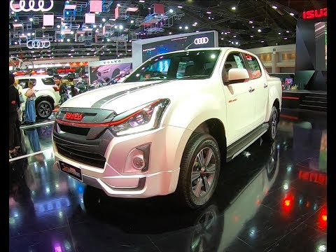 New 2020 Pickup ISUZU D-MAX X-Series