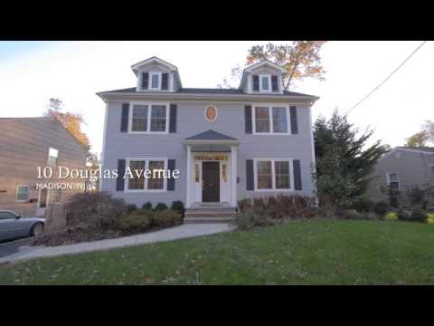 10 Douglas Ave Madison Nj Homes For Sale Youtube